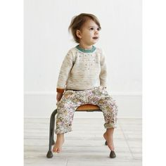 21.30 Baby   Toddler Harem Pants Sewing Pattern