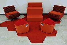 Locke Jetspace seating area