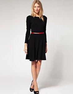 ASOS - Oasis Flared Dress