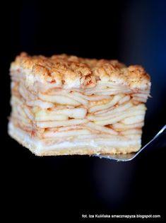 najsmaczniejsza-szarlotka-tatrzanska Sandwiches, Pork, Sweets, Meat, Drinks, Kale Stir Fry, Drinking, Beverages, Gummi Candy