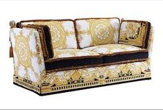 Image result for gianni versace sofas