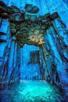 Sea Caves--Taiwan