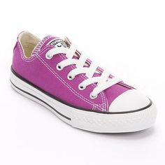 Converse- just bought these for Arianna for school Thursday :) She loves all her Chucks! Her and I have matching white ones too!
