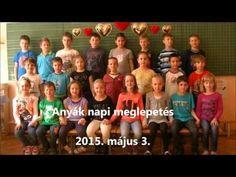 refiskolaoh Anyák napi meglepetés a 2.a osztálytól - YouTube