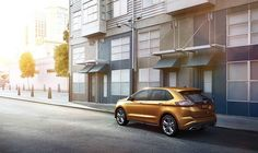 2015 Ford Edge | Reengineered from the ground up | Ford.com