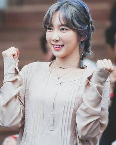 Taeyeon cute*_*