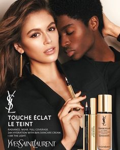 Chanel Hydra Beauty, Ysl Beauty, Beauty Shoot, Skin Care Cream, Kaia Gerber, Img Models, Professional Women, Daily Fashion, Yves Saint Laurent