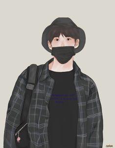 Cute Illustration, Character Illustration, Nct Doyoung, Korea Boy, Jisung Nct, Jaehyun Nct, Cute Cartoon Wallpapers, Kpop Fanart, Boy Art