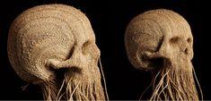 Jim Skull Sculpture: Sculptures by Jim Skull www.jim-skullgallery.com