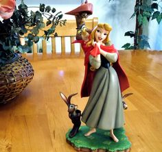 WDCC Sleeping Beauty Briar Rose Once Upon A by ParadeOfMemories