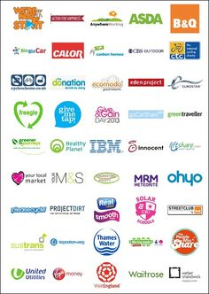 Be the start partner logos Amazing brands all taking part in May to #bethestart http://bethestart.org/ What can you do?