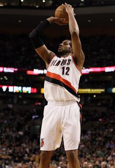 LaMarcus Aldridge--Portland Trail Blazers  Position: Power forward  Age: 26  --