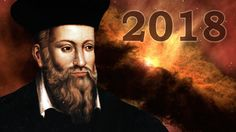 Famed Psychic Nostradamus' 2018 Predictions Are DIRE Nostradamus Predictions, Baba Vanga, Great Fire Of London, City Of God, Remote Viewing, Crop Circles, Mystic, Advent, December