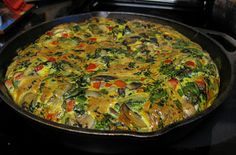ThePaleoMom: Recipe: Veggie Frittata