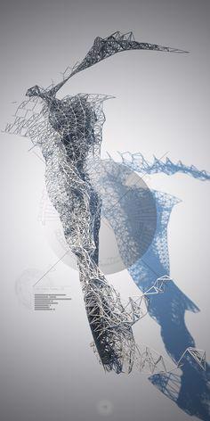 frameworks by Tobias Gallé, via Behance