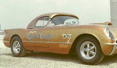 Indy 69 Apricot Brandy 54 Corvette