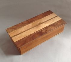 Double line wheat harvest box 81 by KevinWilliamson on Etsy, $50.00