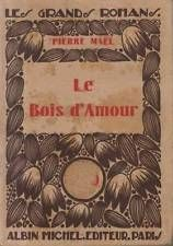 1638: Le bois d'amour de Pierre Mael [Très Mauvais Etat]