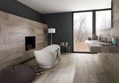 10 salles de bains qui font la tendance 2014 | Travaux.com