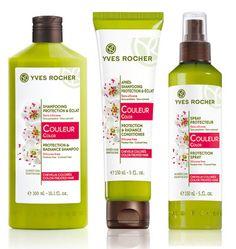 Lote Color    Realza y Protege el Color del cabello.    Composición del lote:  - Champú Protección y Brillo  - Acondicionador Protección y Brillo  - Spray Protección