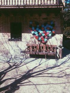 Finca El Molinar Gordexola #bizkaia #wedding #bodas #novios #craft #detalles #decoracion