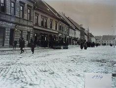 Masarykovo náměstí, 1914