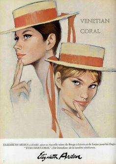 Elizabeth Arden Lipstick & Nail Lacquer