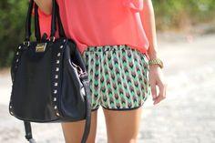 Shake Things Up in Sassy Summer Shorts