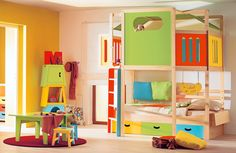 Play house bed 90 x 200 | Gautier
