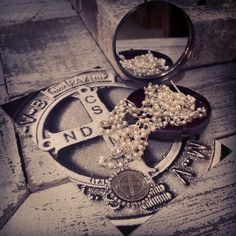 Virgins Saints and Angels jewelry/Sarah Carolyn - this magdalena makes the perfect gift #vsa #giftsforher