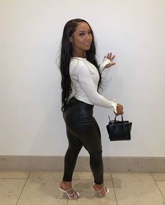 Source by amifticku fall outfits Going Out Outfits, Dope Outfits, Dressy Outfits, Stylish Outfits, Girl Outfits, Fashion Outfits, Fashion Tips, Jean Outfits, Black Girl Fashion