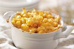Comfort Food Made Healthy: Mac & Cheese