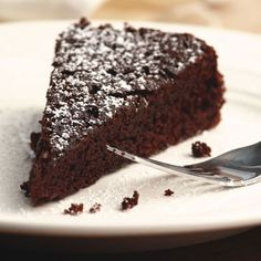 """While cake mixes may be the easiest option for a home-baked cake, they often contain hydrogenated fats. By making this simple """"scratch"""" cake, you can use healthful canola oil, incorporate whole-wheat flour, and opt for a no-calorie sweetener, if you like. Recipe: One-Bowl Chocolate Cake   - Delish.com"""