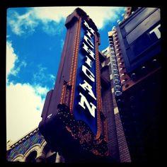 Michigan Theater in Ann Arbor, Michigan