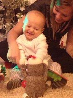 Check out this BabyCenter photo contest: Holiday Spirit