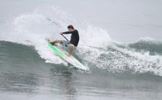 Fantastic Conditions for the US SUP Tour, Trestles Stop | SUP Magazine