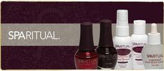 SpaRitual is committed to creating advanced nail and spa products that are both healthy for your skin and nails as well as packaged to be in harmony with our environment. Their products are 100% vegan and their ingredients are sourced from all over the world, including many specially sourced and selected plant essences that are wildcrafted or organic. The formulas are free of synthetic dyes, parabens, sulfates, and chemicals.