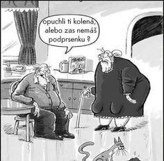 Kreslené vtipy — OBRÁZKY