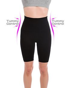 Homma Tummy Control Fitness Workout Shorts. High thick waist for tummy control and body shaping. #dansbasketball #basketball #homma #shorts #fashion #afflink