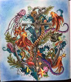Повторочка ...:) #hannakarlzon #coloringbook #coloring #hannakarlzondagdrömmar #dagdrömmar #creativecoloring #lostoceancolors #раскраска #раскраскаантистресс #раскраскадлявзрослых #антистрессраскраска #антистресс ##sommarnatt #imagimorphia #beautifulcolors ##dayanajey #метаморфозы #аниморфозы