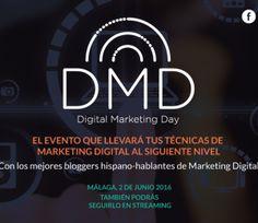 El evento de Marketing Digital definitivo: Digital Marketing Day #MarketingDigital #DigitalMarketing #marketing