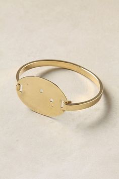 Scorpio, baby!  Astrological Maps Bracelet #anthropologie