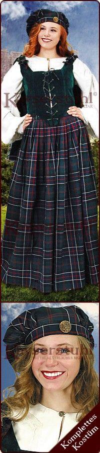 118 besten Irisch und Schottische Kostüme Bilder auf Pinterest in ...