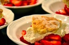 rosemary strawberry shortcake strawberry cakes strawberry shortcake ...