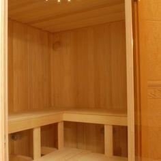 Finnish saunas may improve your circulation.