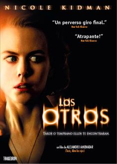 """""""Los Otros"""" (2001) - a Spanish-American supernatural gothic horror film written, directed, and scored by Alejandro Amenábar."""