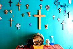 luz 'n cruz 26 Luglio 2013 Hacienda Don Juan San Cristobal Mexico