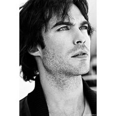 in the land of gods & monsters, i was an angel. ❤ liked on Polyvore featuring ian somerhalder, men, vampire diaries, people and pictures