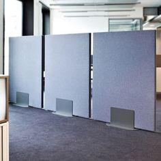 MOBILE PARTITION SOLUTIONS - Separación de ambientes de diseño de acousticpearls ✓ toda la información ✓ imágenes con alta resolución ✓ CADs..