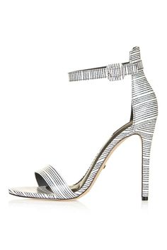 RITA Two-Part Skinny Sandals Shoes Sandals 1ea39aad17c